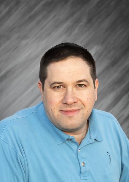 David Friedman headshots