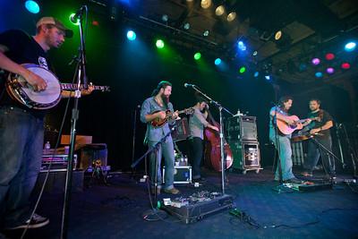 Greensky Bluegrass Live at Slim's March 5,2011