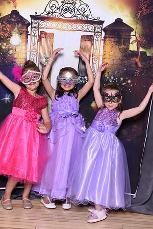 Girl Scouts Masquerade Ball