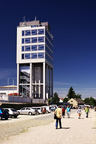 Silo Tower, čtvrtá budova akce