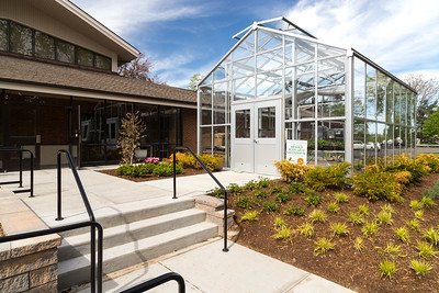 Senior Center Greenhouse