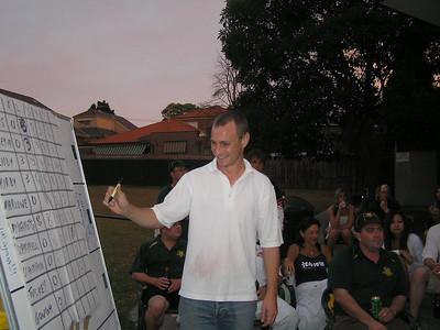 2006/07 MVP Vote Count