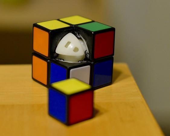 2x2x2 Rubik's Cube