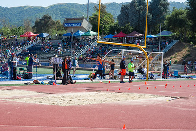 CCS Trials Track and Field at Gilroy High School