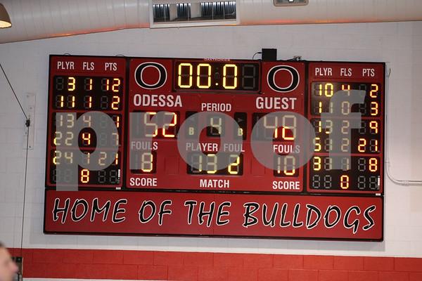 Varsity-Odessa vs Oak Grove 2-17-09