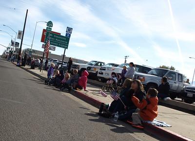 Susanville Veterans Day Parade 2012