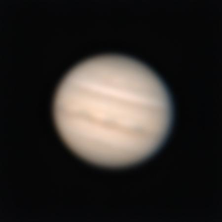 Jupiter - 16/6/18 (Processed cropped stack)