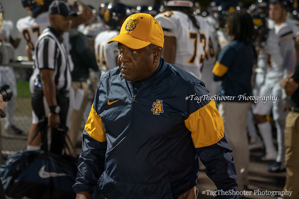 NC A&T Aggies vs Delaware State Hornets