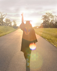 Devan Grad Photo Shoot