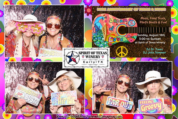 20190818 Spirit of Texas 50 Year Celebration of Peace, Love & Wine