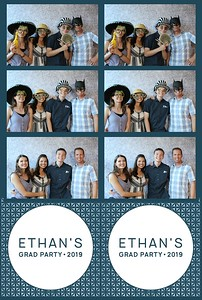 Ethan's Grad Party 2019