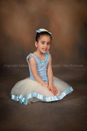 Pre Ballet 2 (Sat 9:45)