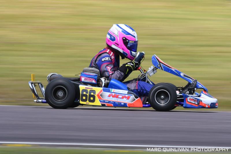 Motorsport Ireland Karting Championship 2019 - Round 5 - Cork