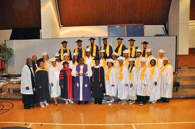 Bible Institute Graduation and Ordination Service July 31, 2017