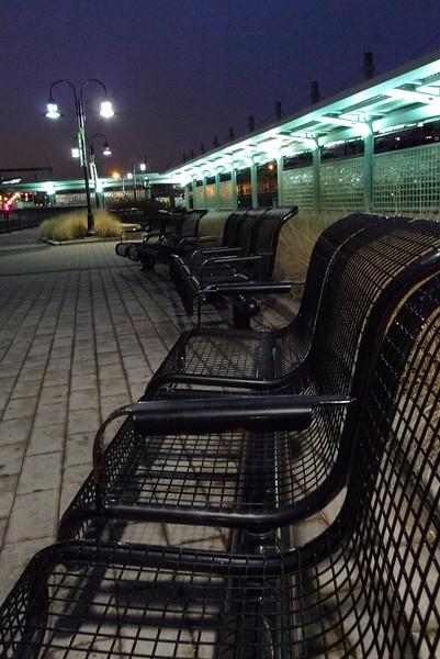 Hoboken Lt Rail Station