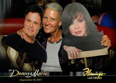 2017 Donny & Marie Birthday Weekend