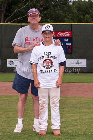 #41 State Playoff Buckhead Baseball