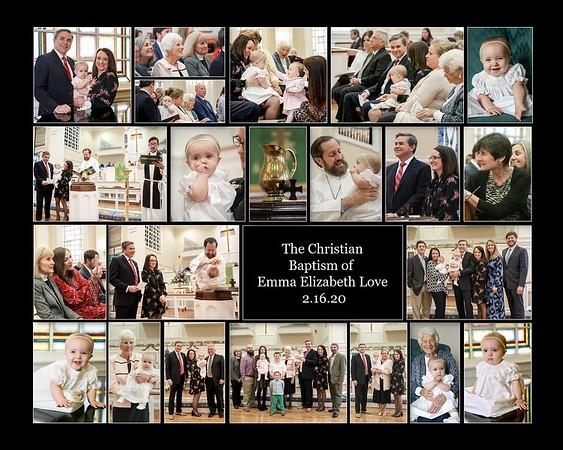 FUMC Baptism of Emma Love 20-16-20