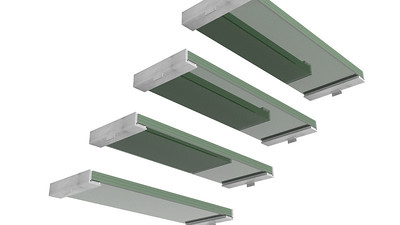 Glass Support Diagrams