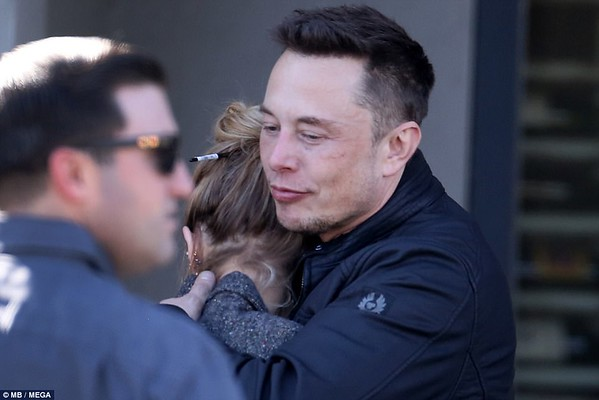 SpaceX - Elon Musk - Launch