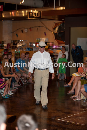 Backwoods Fashion Show 8-13-2012