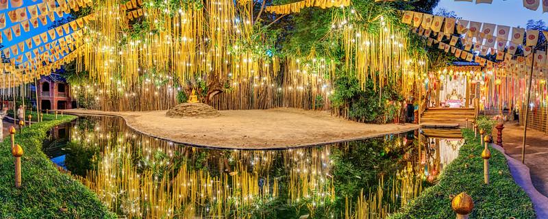 Wat Phantao Panorama
