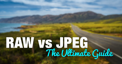 RAW vs JPEG – The Only Guide You Will Ever Need