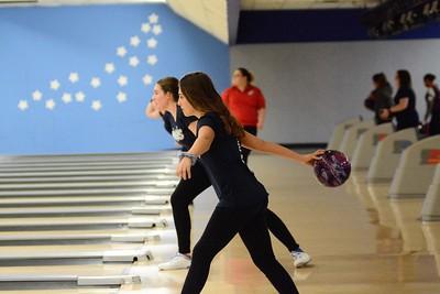 OE girls bowling  Vs Joliet Central 2018