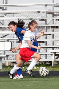 Marshfield Vs Central Soccer