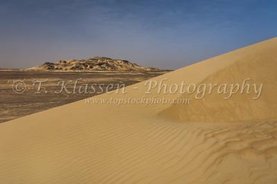 Various Egyptian Western Desert
