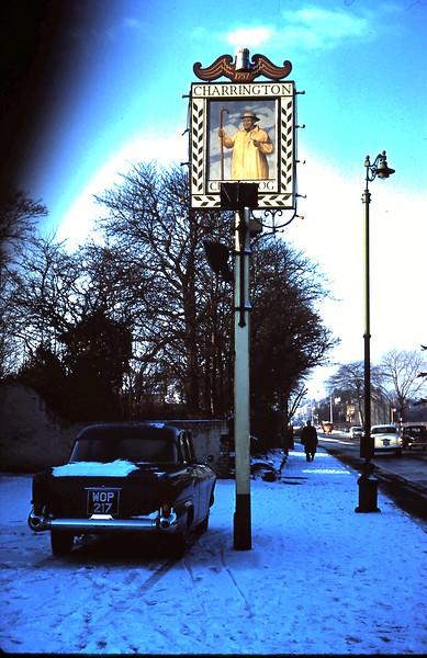 1960-1-10 (16) Sign outside Pub @ Bexeley Heath, Kent.JPG