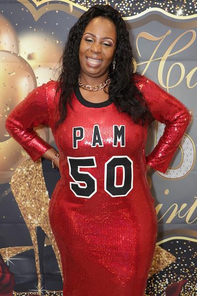 Pamela's 50th Birthday celebration