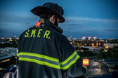 National Fallen Firefighters Light The Night 2018