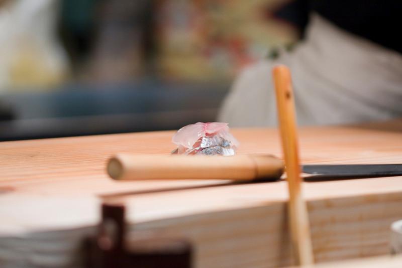 Course #10: Sushi Sushi #10: Spanish Mackerel