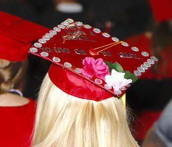 Clinton High School graduation 2021
