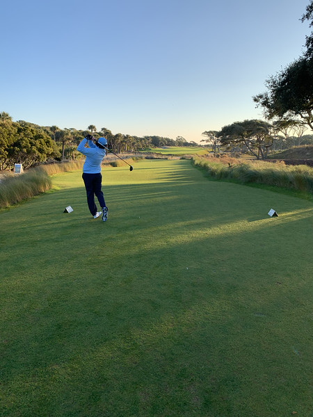 Winter Junior Open at Ocean Course