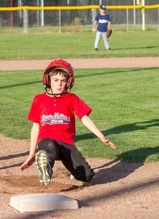 2014 Little League Fall Ball - Pirates Game 1