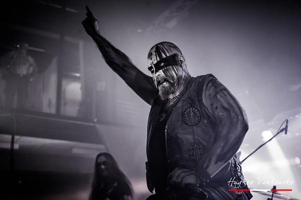 Enthroned (BEL) @ Hard Rock Fest - De Spikerelle - Avelgem - Belgium