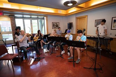 5/17/19: Jazz Band Performance