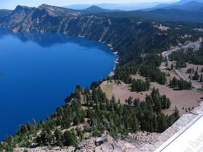 Crater Lake, 2004