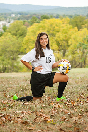 Soccer Posed Individual
