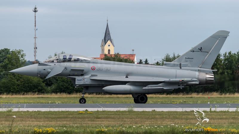 ItAF 36 Stormo / Eurofighter Typhoon F-2000A / MM7341 36-10