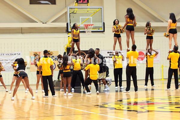 UAPB vs Jackson State Basketball Men 3-2-2015