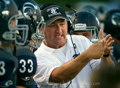 Coach Chuck Foster - Boerne-Champion