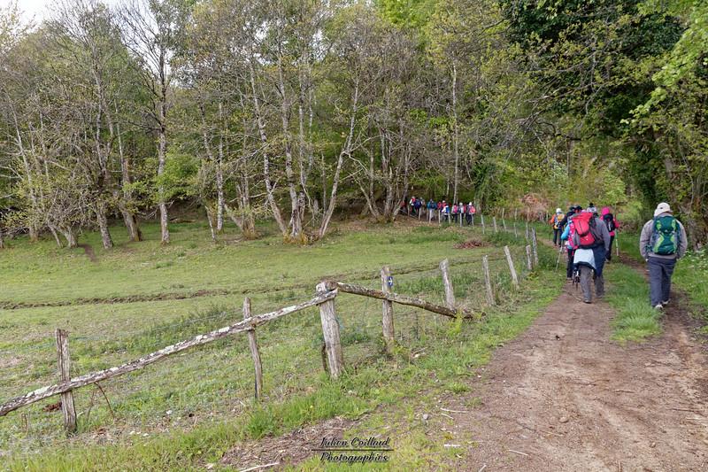 En allant au Puy de Pauliac