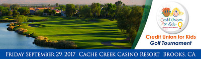 2017 CU 4 Kids Golf Tournament