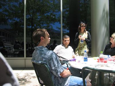 2004-06-10 Director Visit