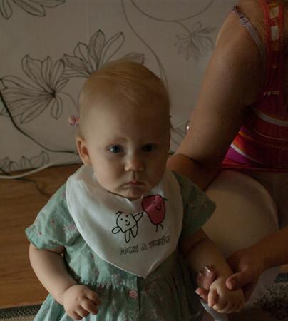 Födelsedagskalas Tilda och Ellie 2012