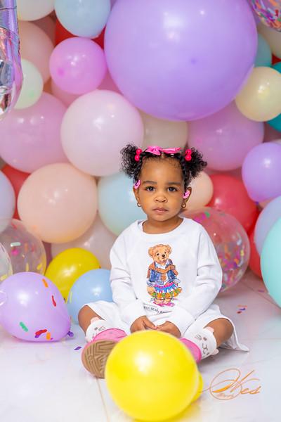 RAILEY'S 2ND BIRTHDAY
