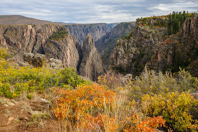 Black Canyon of the Gunnison National Park (Colorado)